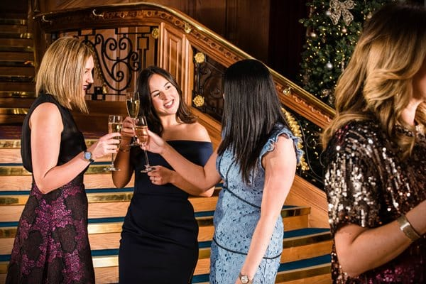 Titanic Belfast's New Year's Eve party is one of the hottest end-of-the-year parties in Ireland.