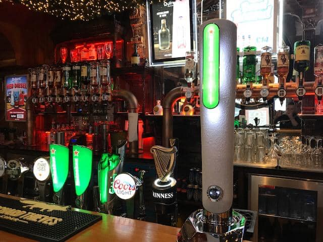 Quinns Bar is one of the 5 best places for a pint of Guinness in County Down