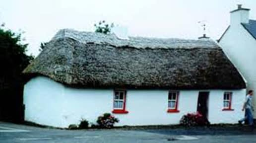 Facts about Kerry include that it is home to Ireland's oldest thatched cottage