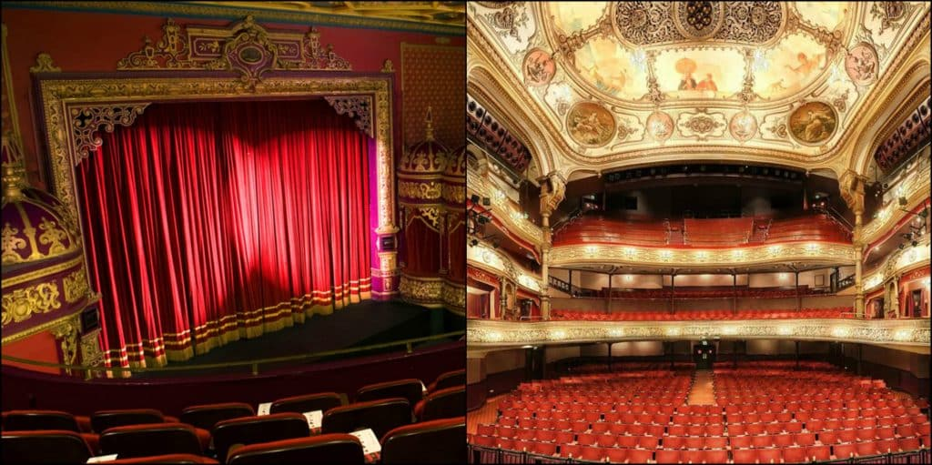 The 5 most beautiful theatres in Ireland