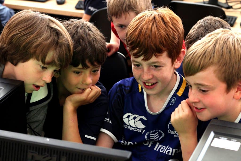 If your child is destined for tech then sign them up for The Academy of Code, one of the top 10 Irish summer camps next summer.
