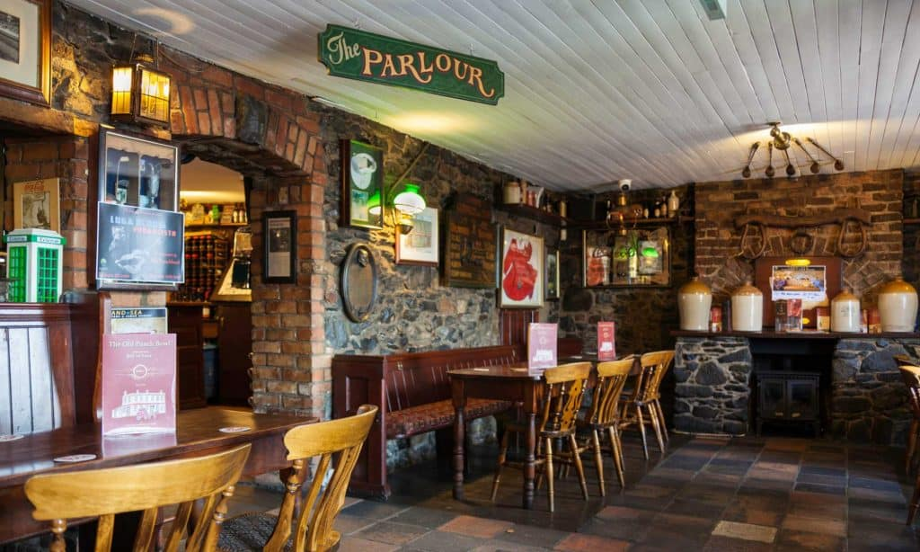 The third stop on our Dublin ale trail is Booterstown and The Old Punch Bowl, a great pub to grab a laid-back drink.