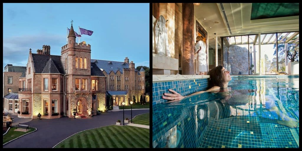 The top 5 most luxurious hotels in Northern Ireland