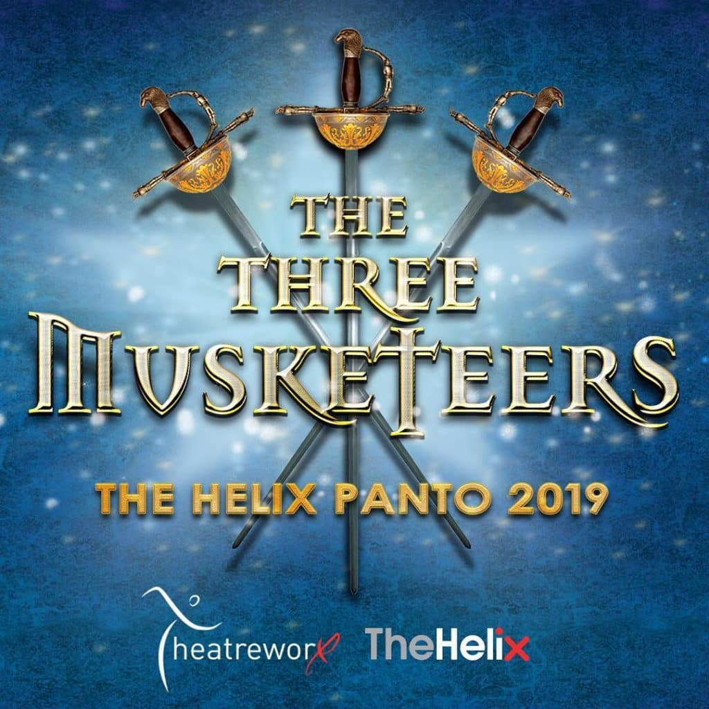5 pantos in Ireland to see with the family this Christmas include The Three Musketeers in Dublin
