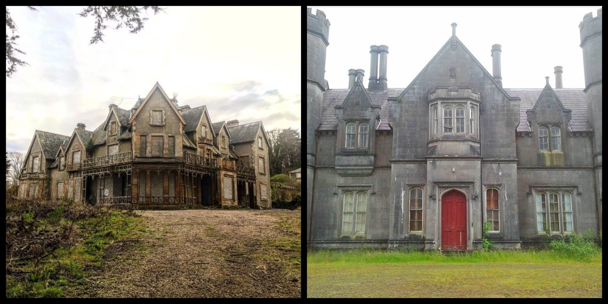 10 Abandoned Places In Ireland That Will Creep You Out