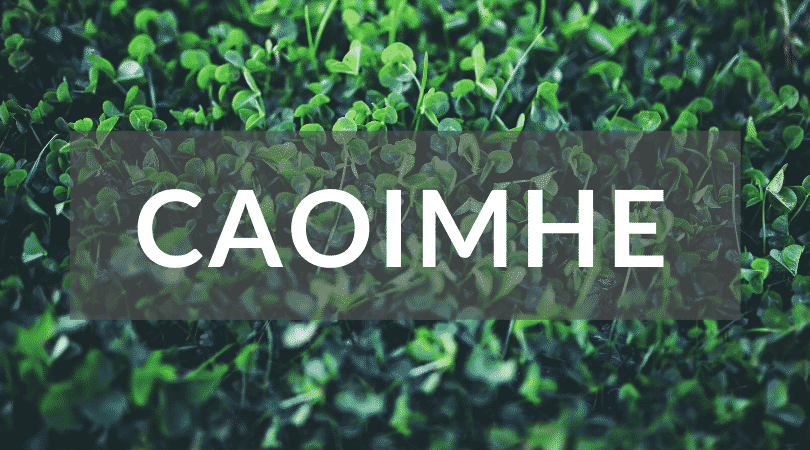 Caoimhe is another top pick for Irish girl names nobody can pronounce, give it a go.
