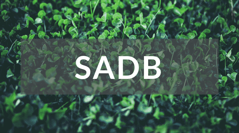 Give this one a go, we dare you, Sadb contains too many consonants.