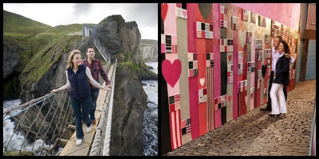 5 romantic Valentine's Day getaways in Ireland