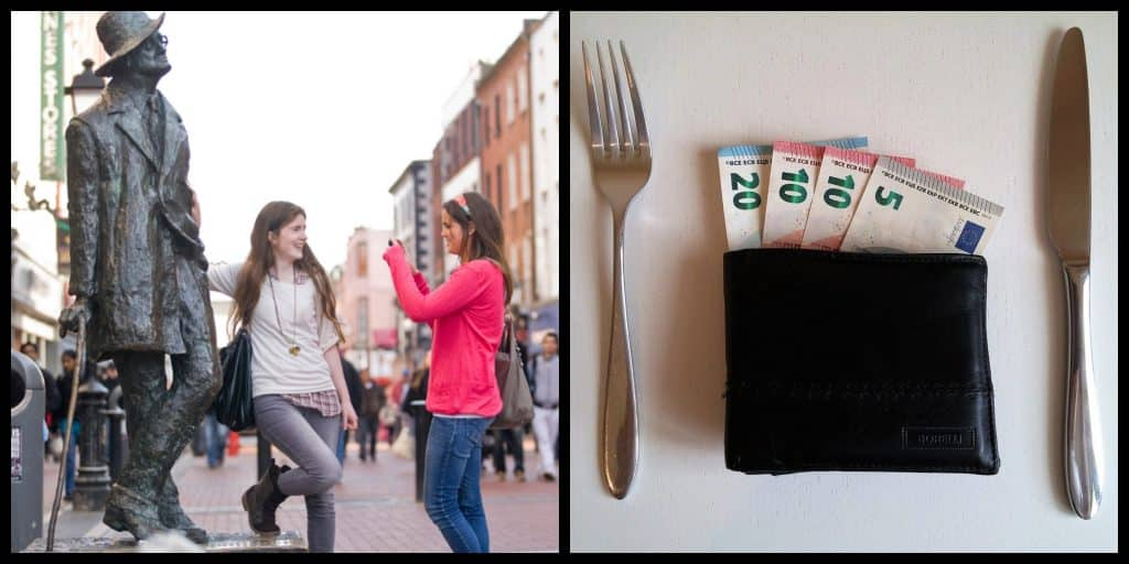 Five tips for students spending a weekend in Dublin on a budget