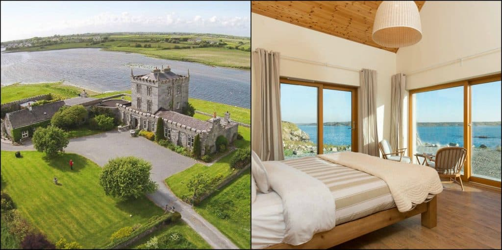 5 unique Airbnbs in County Galway