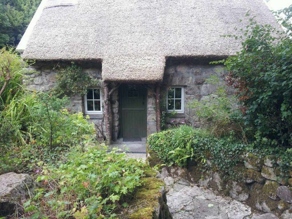 Unique Airbnbs in County Galway include An Bunstop Cottage