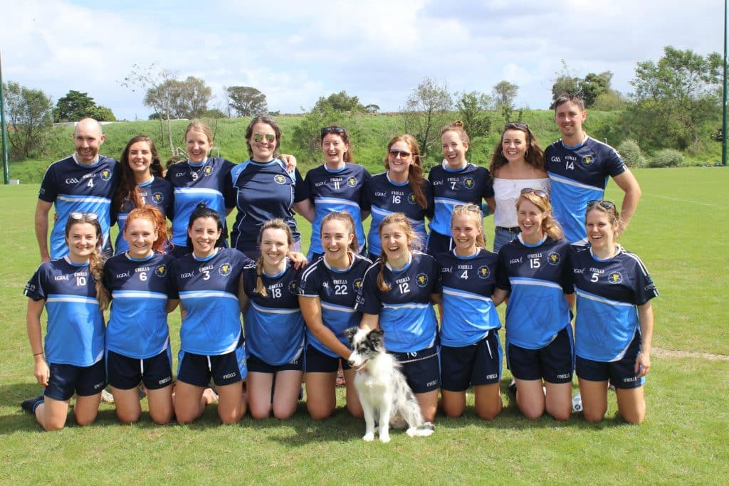 Auckland, New Zealand, has a great GAA team called Auckland GAA, be sure to check them out if you can.