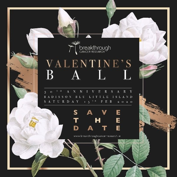 The Valentine's Ball raises money for a worthy cause