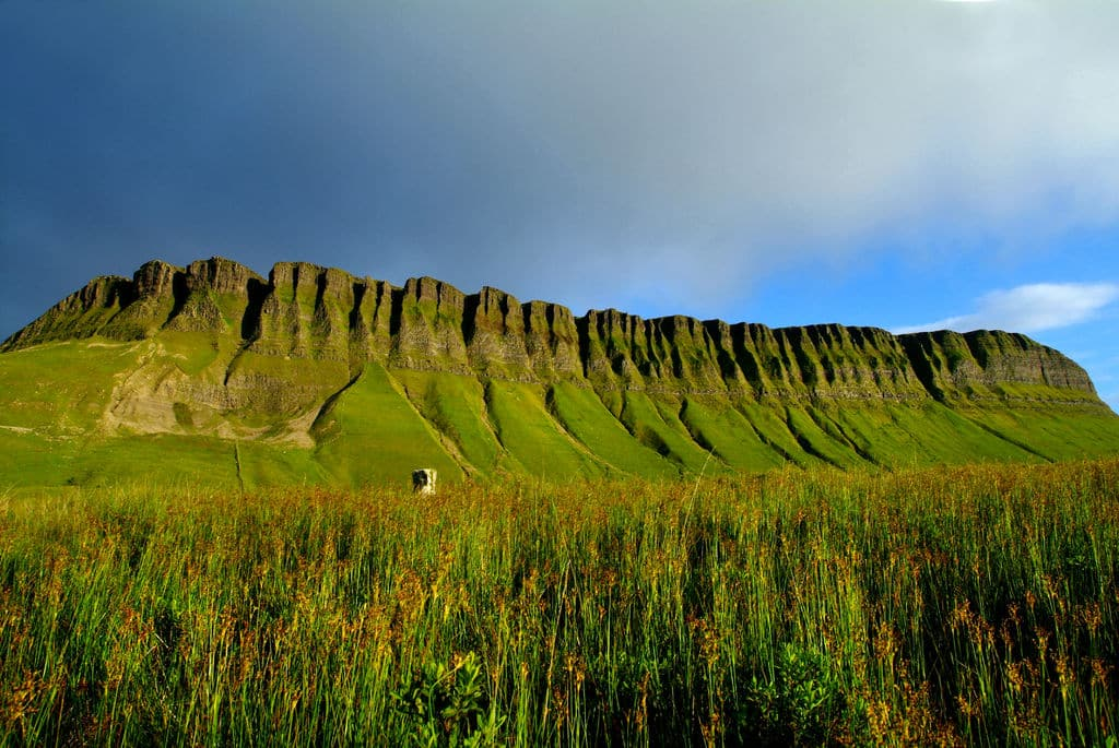 Benbulbin in another of the top mountains to climb in Ireland.