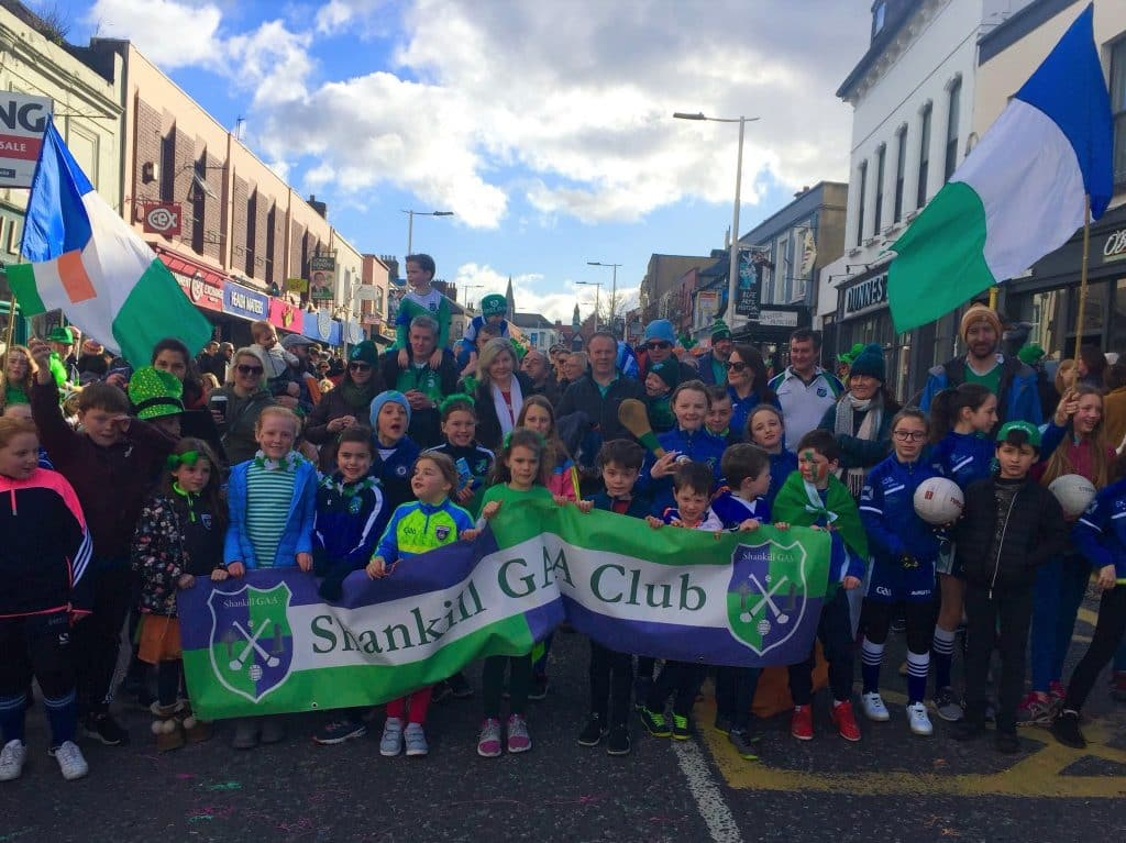 The St. Patrick's Day 2020 parade in Bray is calling for participants