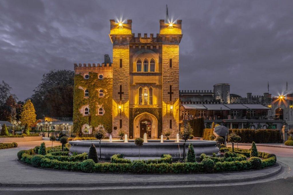 10 fairy-tale wedding locations in Ireland include Cabra Castle