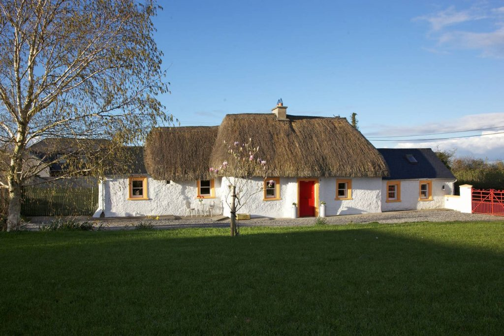 5 unique Airbnbs in County Tipperary include this thatched cottage
