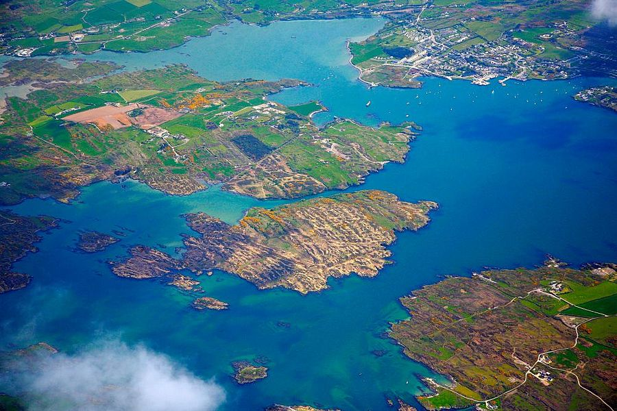 Spanish Island near West Cork was once a pirates' base