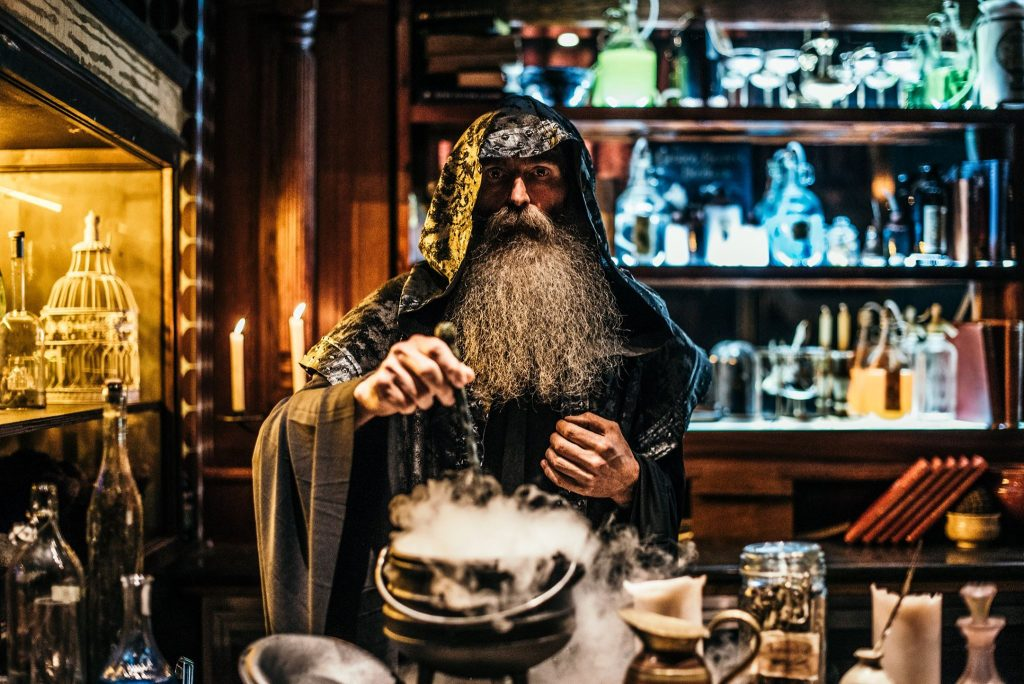 Places in Ireland Harry Potter fans will love include the Cursed Goblet