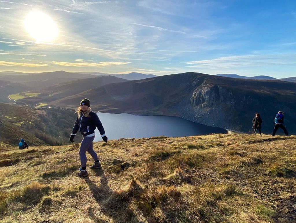 Views of Lough Tay will blow you away