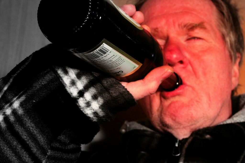 Irish slang words and phrases that describe being drunk include 'fecked'