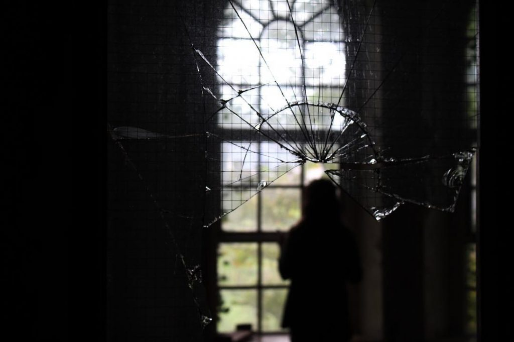 This abandoned asylum in Clare will give you the creeps