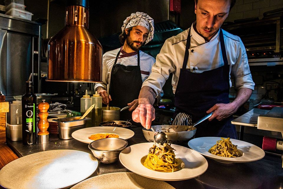 The 10 best Italian restaurants in Dublin include Enoteca Delle Langhe