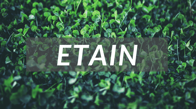 Etain is another unusual Irish girl name, delicate and beautiful.