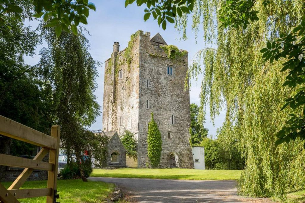 Ballybur Castle allows guests to live like medieval royalty