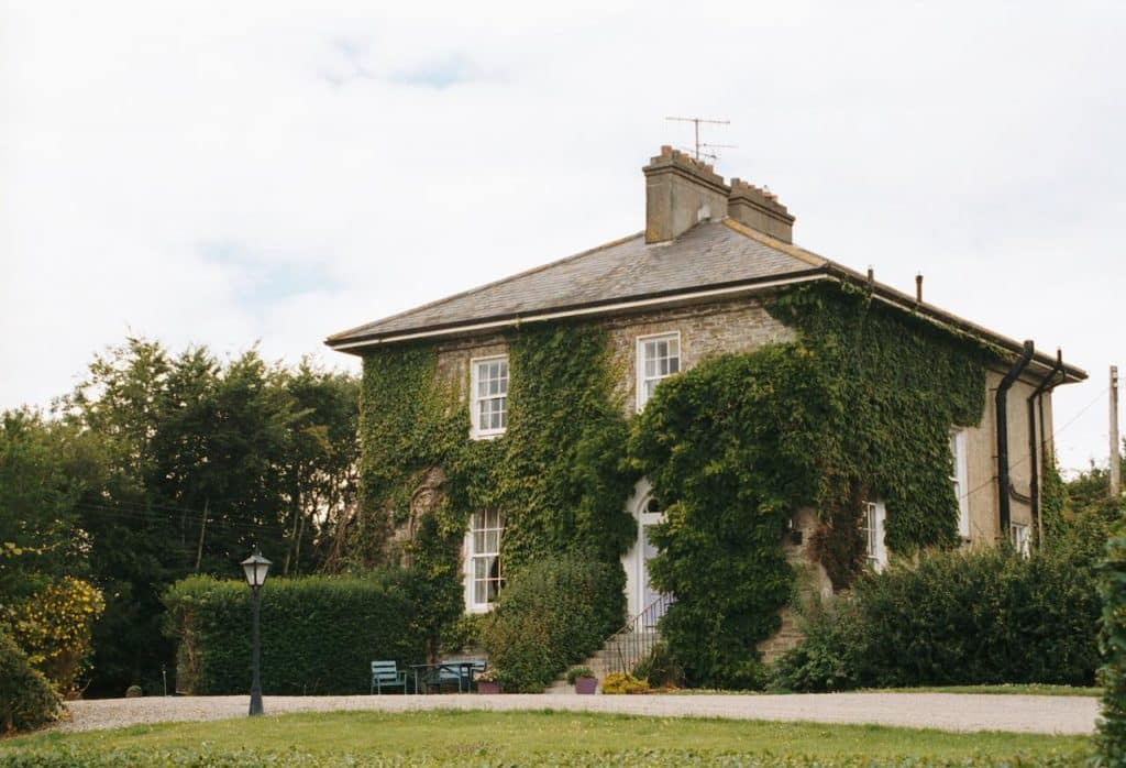 10 fairy-tale wedding locations in Ireland include Glebe Country House in Cork