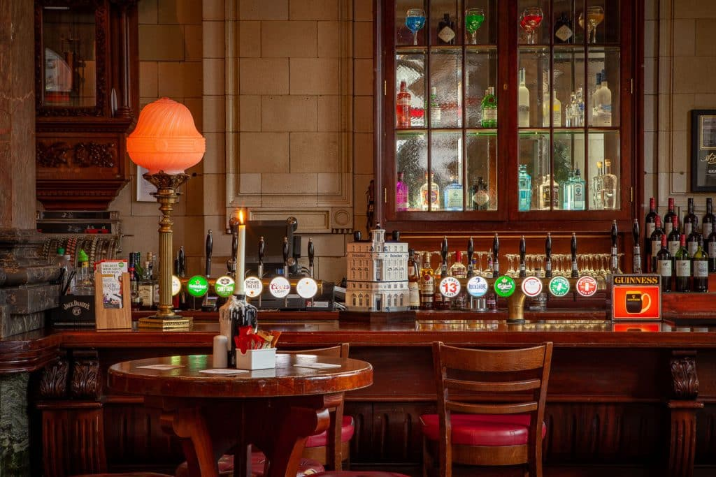 The Grand Central is a popular bar located in Dublin