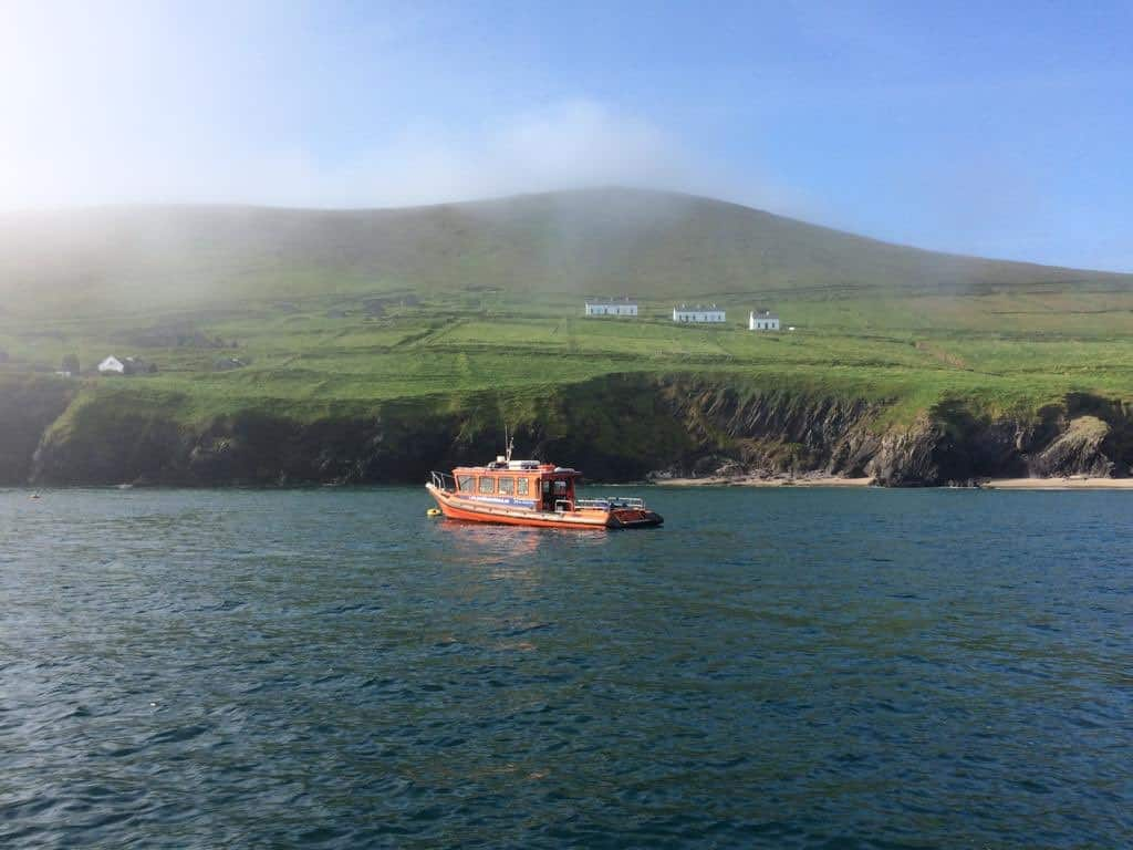 Great Blasket Island is another of the top Irish islands you should visit.