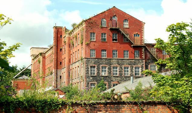 10 abandoned places in Ireland that will creep you out include Hilden Mill