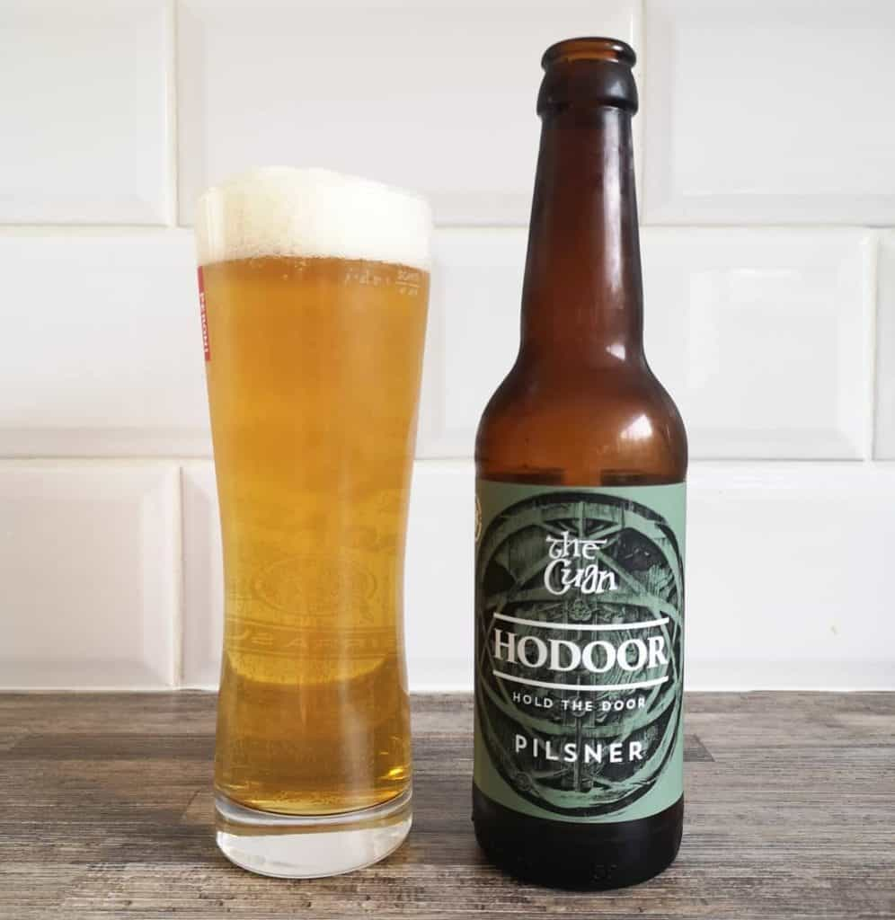 Exclusive to The Cuan in Strangford is their Hodoor beer, a beer styled after those drunk in Game of Thrones.