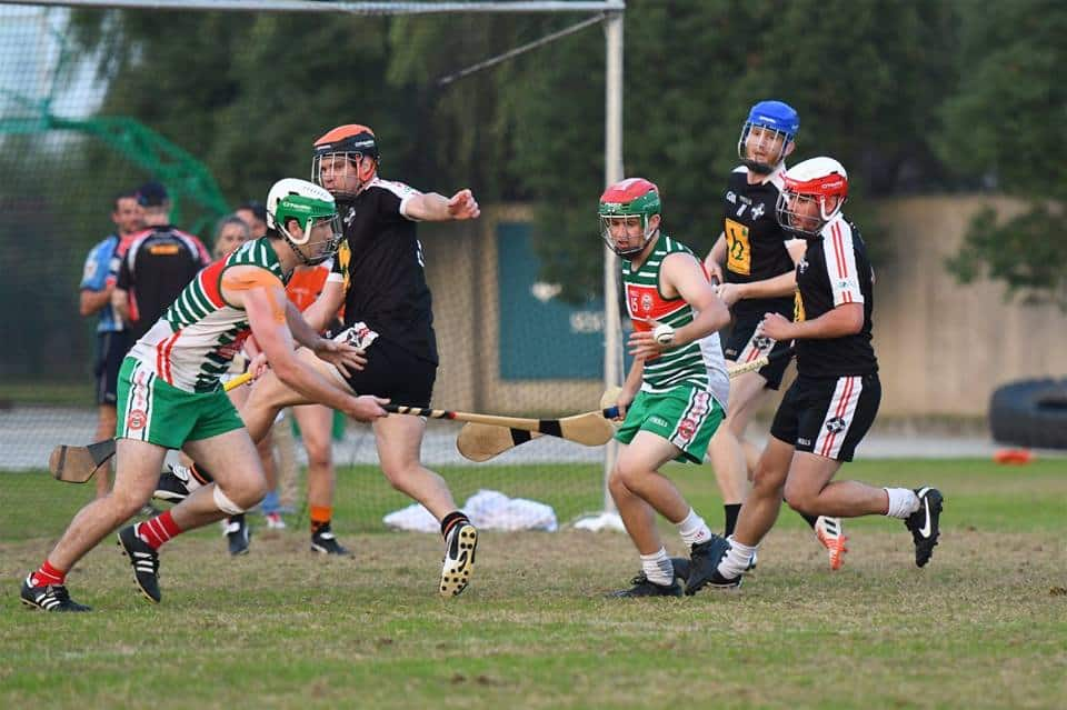 Hong Kong's GAA team is very successful and one of the furthest away from Ireland.
