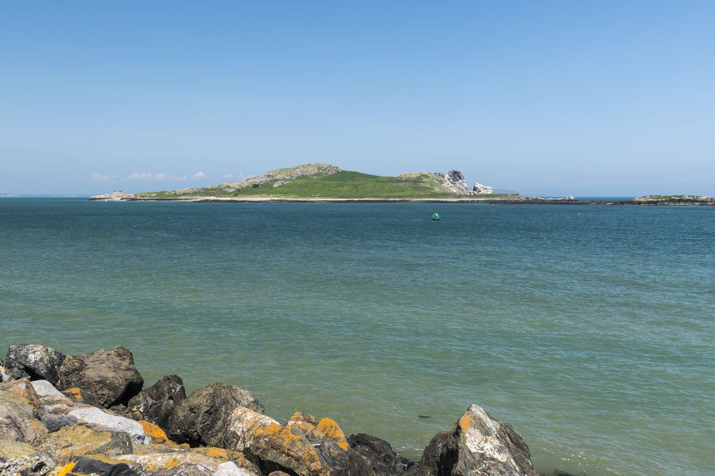 Taking a cruise to Irelands Eye, a peaceful island, is truly one of the best water experiences to try in summer in Dublin.
