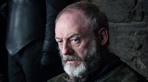 Liam Cunninham appeared in Game of Thrones