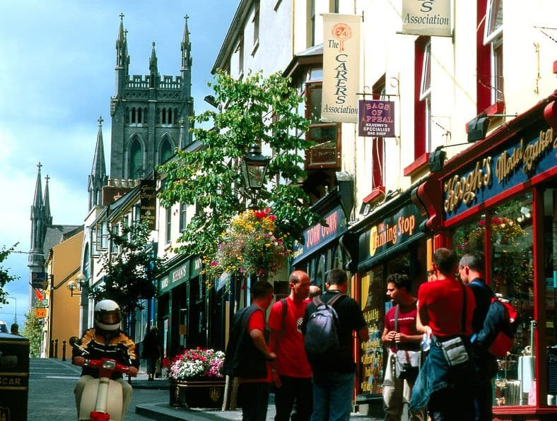 Kilkenny was named the cleanest town in Ireland and stands at the front of all other towns and cities in the country for cleanliness.
