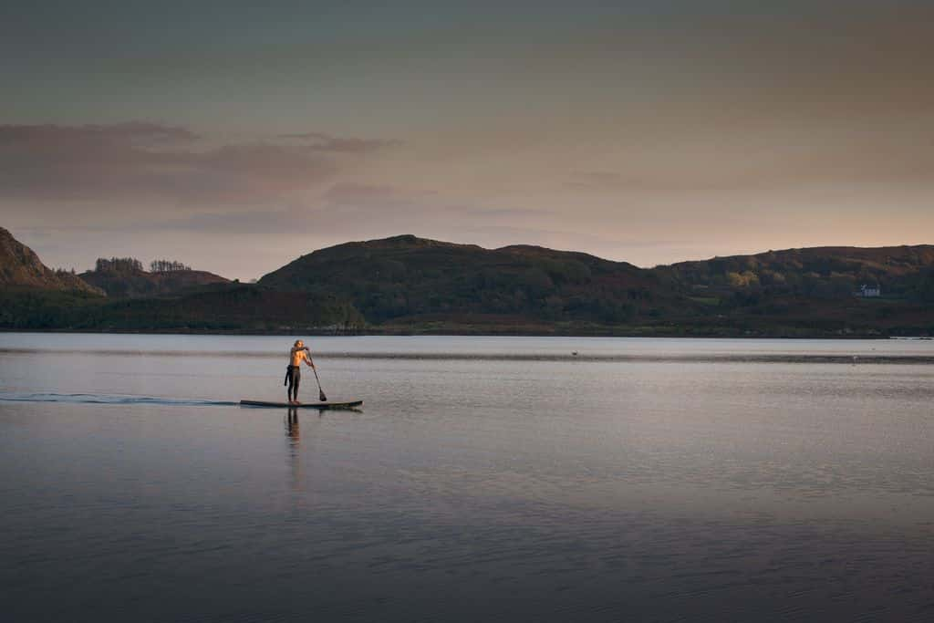 Lough Hyne is nature's best friend, a beautiful lake to visit.