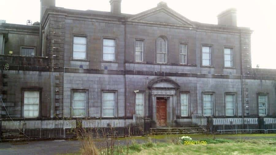 This forsaken convent in County Roscommon will give you the creeps