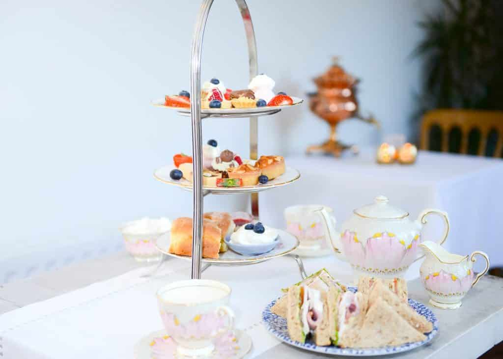 Maryvill House Tea Rooms are located in the capital of Northern Ireland
