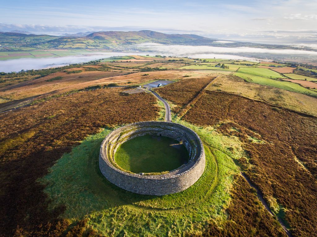 This ancient fair fort is one of our top picks for places in Ireland that'll make you believe in fairies.