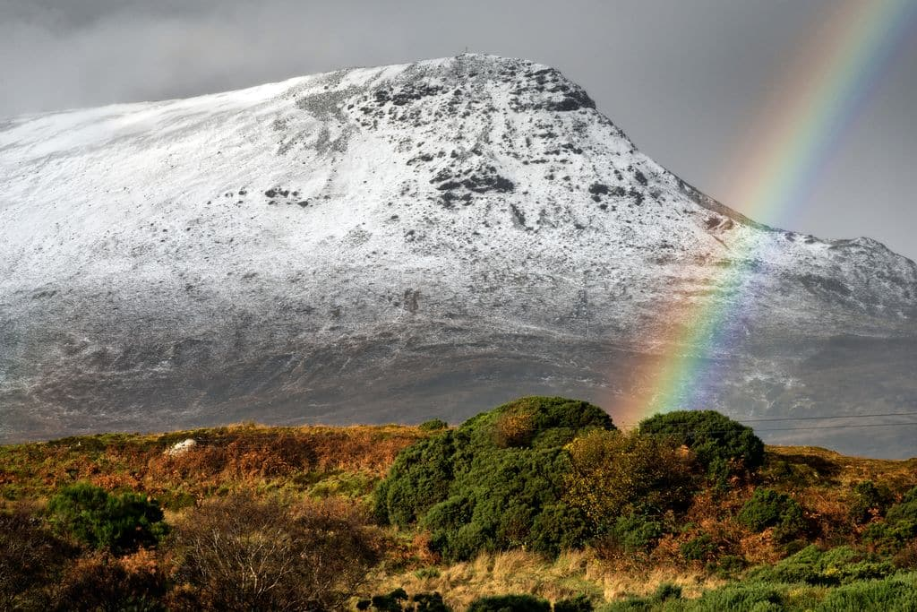 Amazing facts about rainbows include the best times to see them
