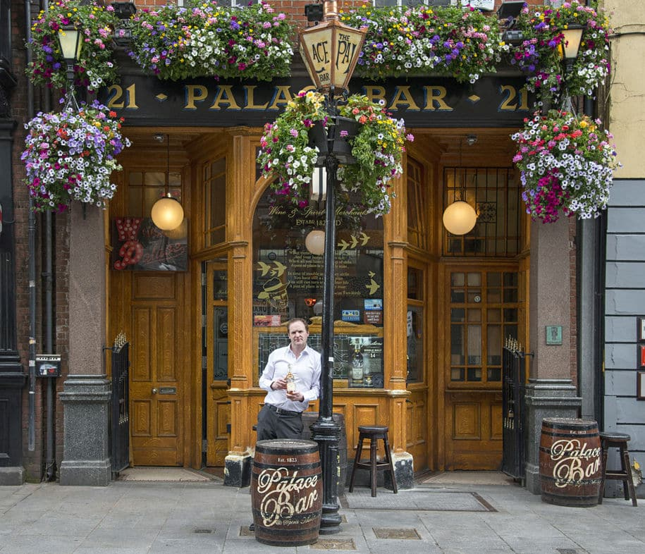 One of 10 famous Irish pubs with hilariously depressing reviews is The Palace in Dublin