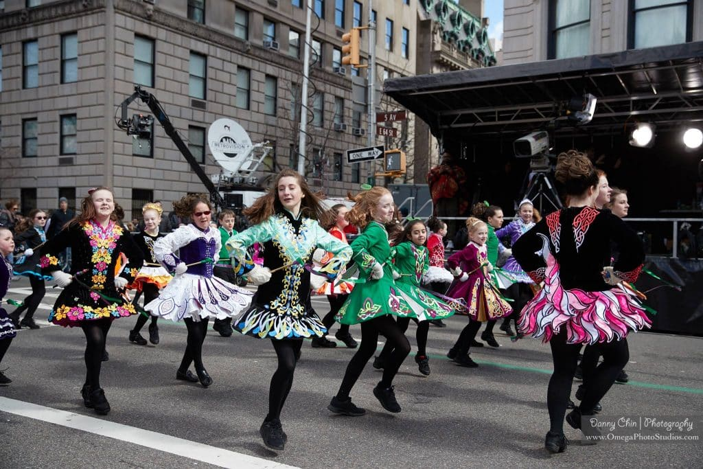 New York has the world's biggest St. Patrick's Day parade.