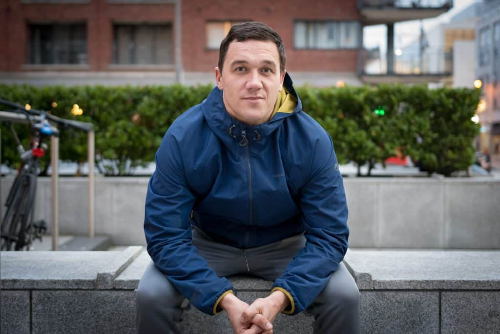 This story of a Dublin local tells of new beginnings, tenacity, and personal growth