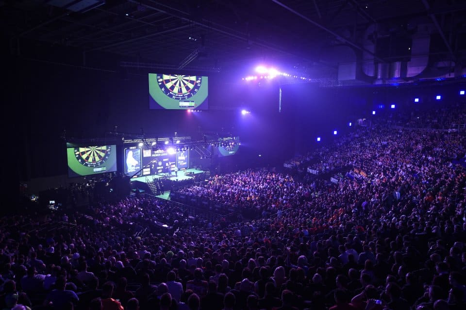 The Unibet Premier League Darts in Dublin is sure to be a good time