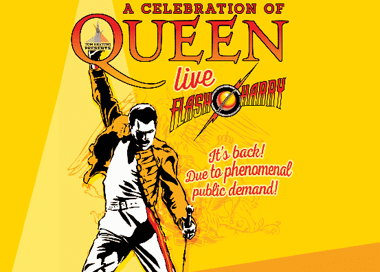 Live events in Cork this February include a Queen tribute