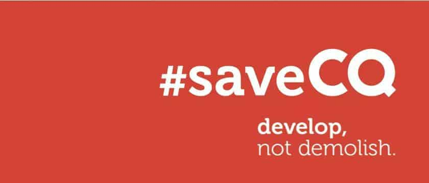 SaveCQ opposes the new plan