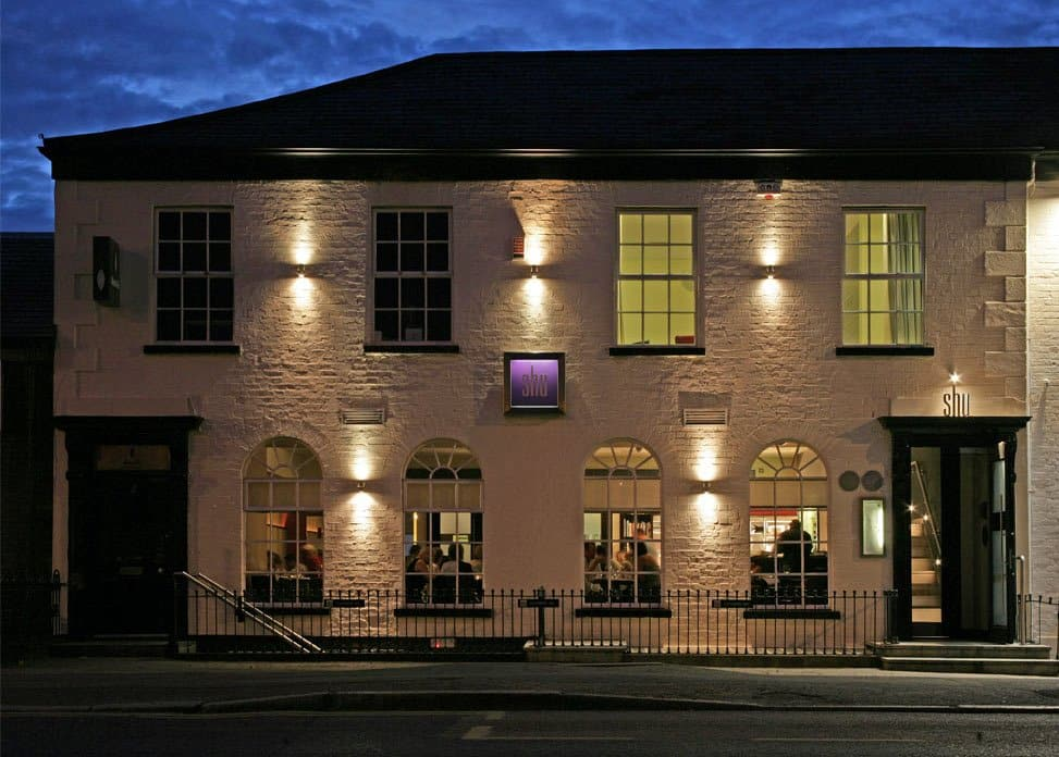Looking for some more fine dining then Shu is a delicious place to try and one of the best restaurants in south Belfast.